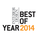Interior Design's Best of Year Award 2014 logo