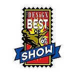 Design Journal Best of Show Award 2002 logo
