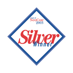 Best of Neocon® 2003 Silver Award logo