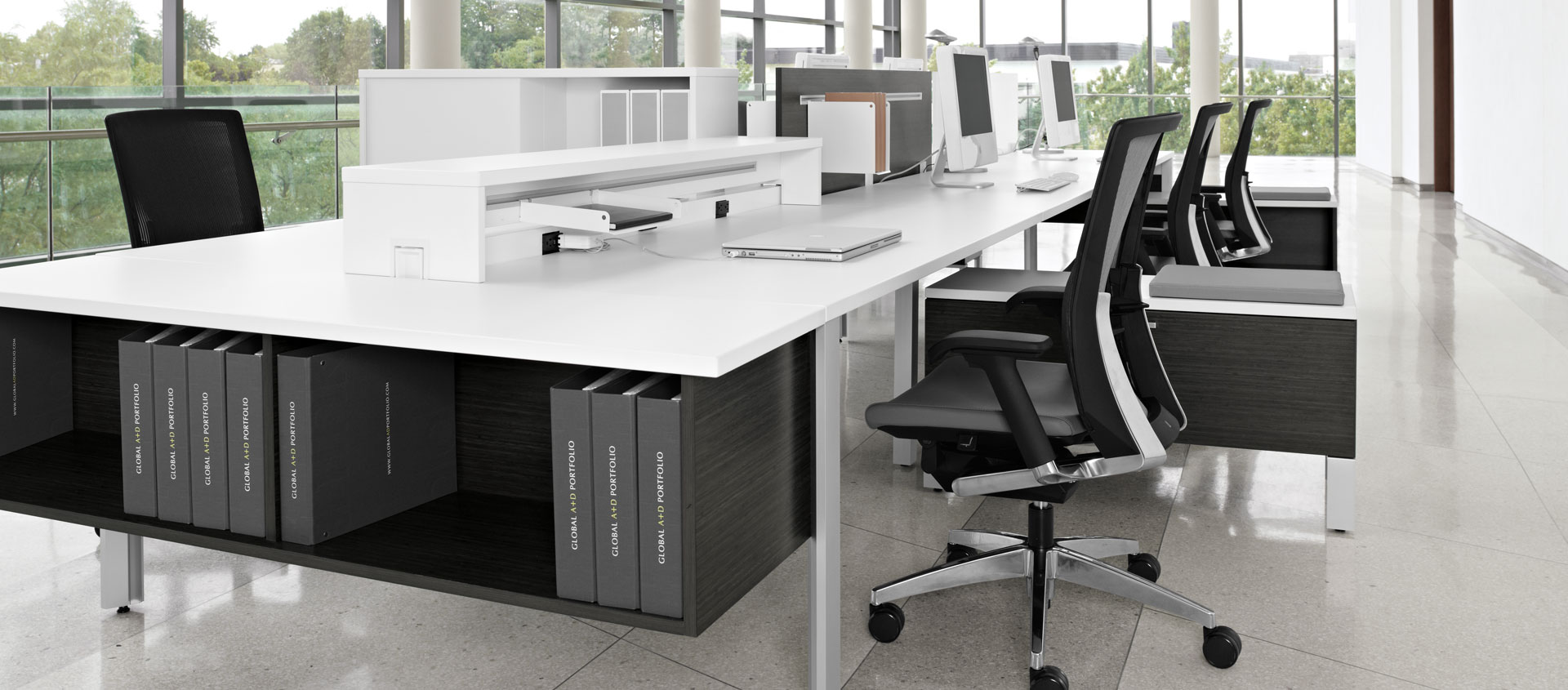 Office Workstations Modular Furniture For Offices Global
