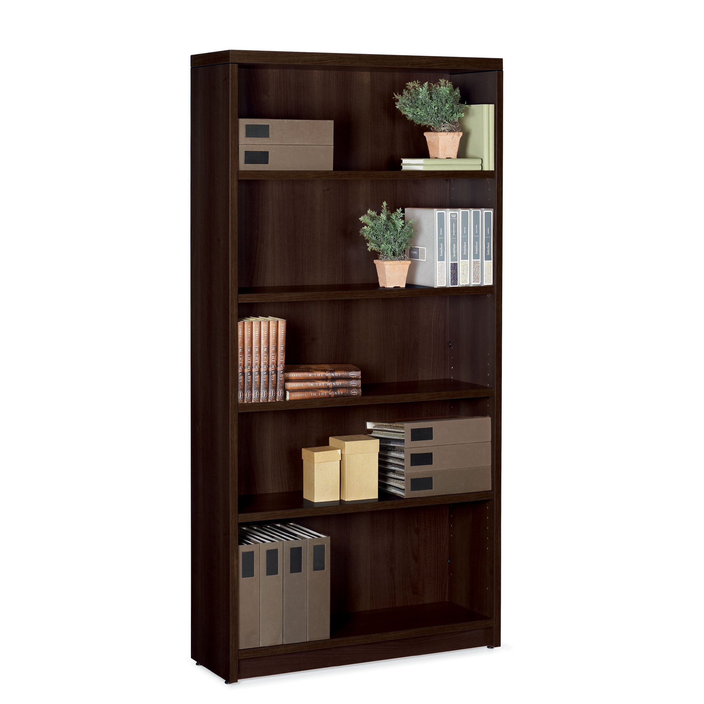 attractive cherry bookcase surprising sauder table two shelf mobilemonitors