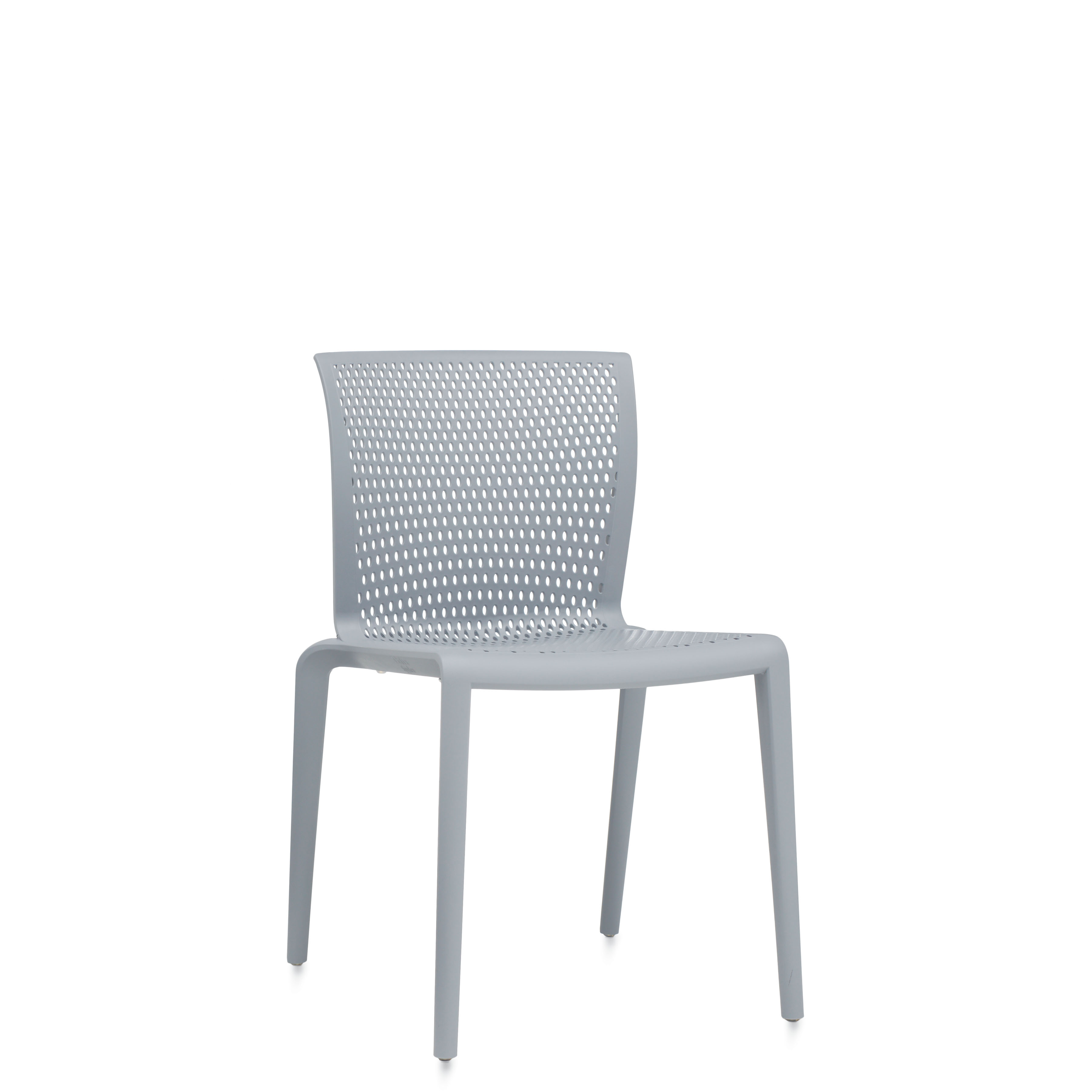 Armless Chair Model Thumbnail