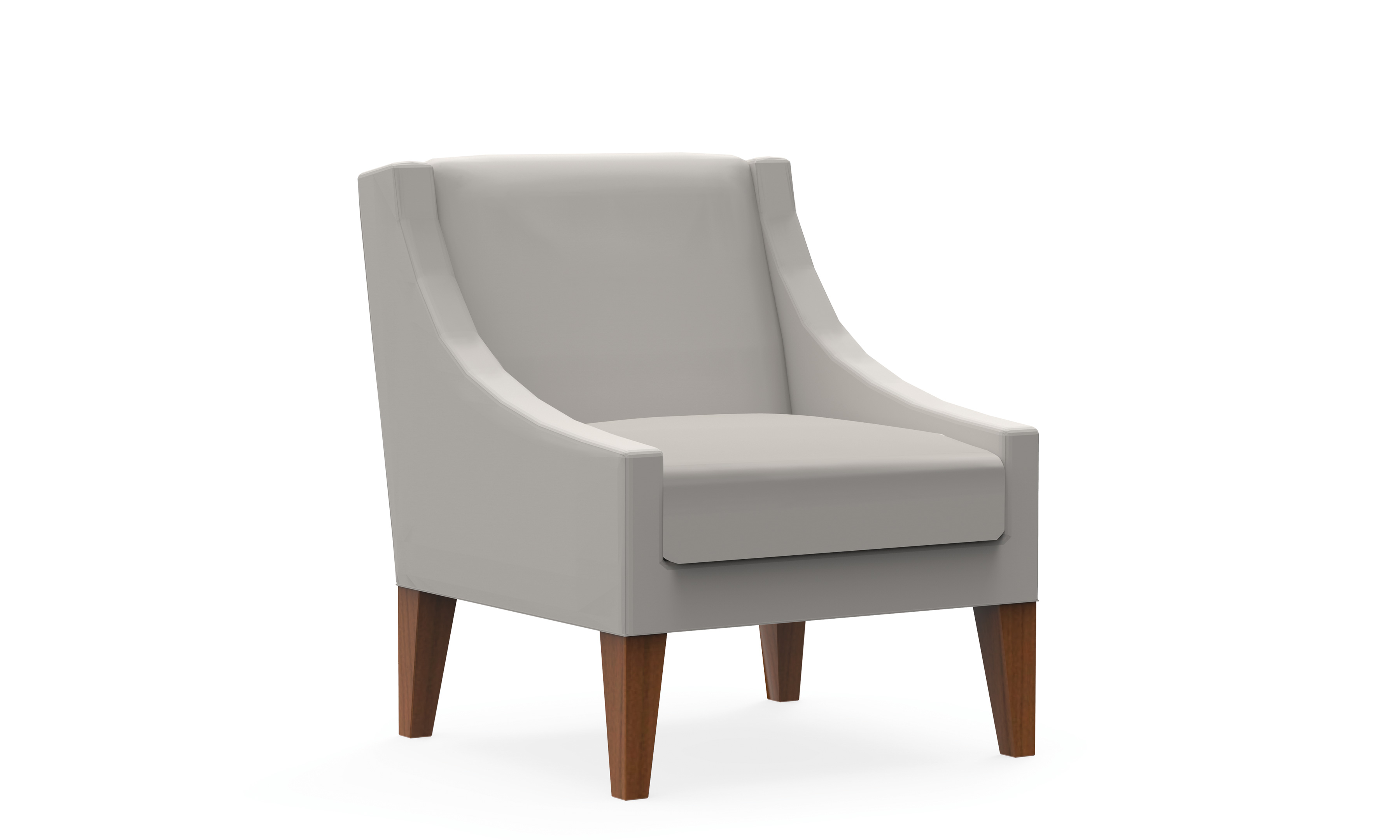 Lounge Chair Model Thumbnail