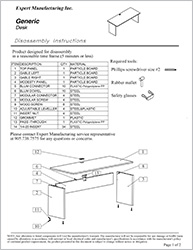 Bureau Sheet Cover