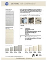 9300 + 9300 Plus Lateral Sell Sheet Brochure Cover