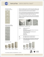 2600 + 2600 Plus Vertical Sell Sheet Brochure Cover