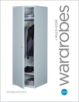 Wardrobes + Multi-Stor Cabinets Sell Sheet Brochure Cover
