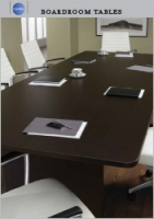 Boardroom Tables Brochure Cover