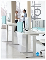 Foli Height Adjustable Tables Brochure Cover