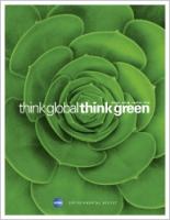 Environmental Report Brochure Cover