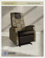 Fauteuil inclinable Primacare Brochure Cover