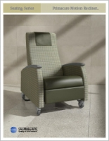 Primacare Motion Recliner Brochure Cover
