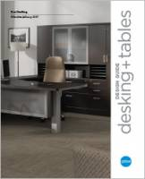 Zira Desking Design Guide Brochure Cover