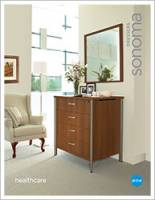 Sonoma Dressers, Hutches & Bookcases Brochure Cover