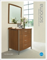 Sonoma Accessories & Finishes Brochure Cover