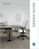 Zira Boardroom Tables Design Guide Brochure Cover