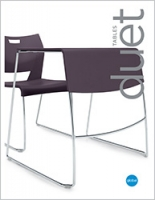 Duet Tables Brochure Cover