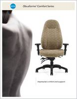 ObusForme Comfort Brochure Cover