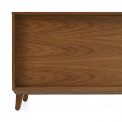 Matching Grain on Credenza Back Feature Thumbnail