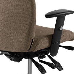 Multi-Tilter Chair Adjustments Feature Thumbnail