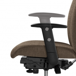 Height Adjustable Arms Feature Thumbnail
