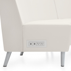 Power and USB Module on Seating Feature Thumbnail