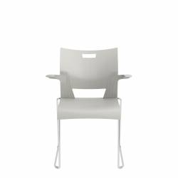 Armchair, Polypropylene Seat & Back Model Thumbnail