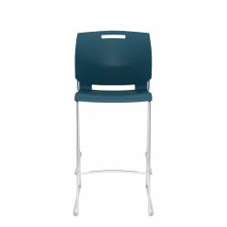 Armless Barstool, Polypropylene Seat & Back Model Thumbnail