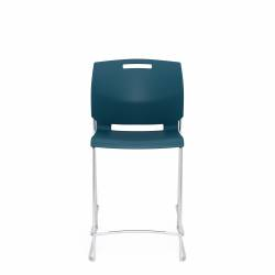 Armless Counter Stool, Polypropylene Seat & Back Model Thumbnail