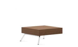Bridge Corner Table, Left Model Thumbnail