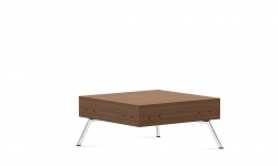 Bridge Corner Table, Right Model Thumbnail