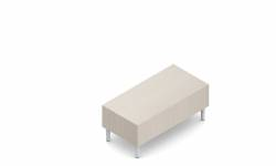 Rectangular Coffee Table Model Thumbnail
