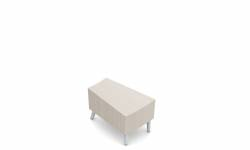 Outside Curve Narrow Wedge End Table Model Thumbnail