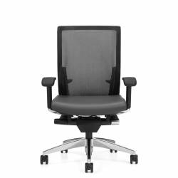 High Back Synchro-Tilter Mesh Chair