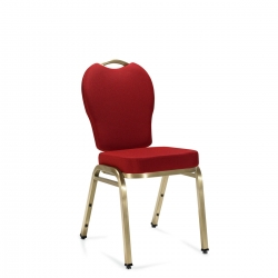 Stack Side Chair, Medallion Back Model Thumbnail