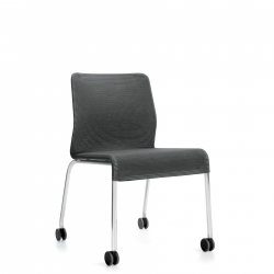 Chair with Casters, Armless Model Thumbnail