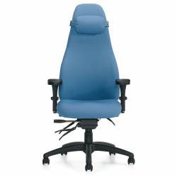 High Back Multi-Tilter, Lumbar Pad/Headrest Model Thumbnail