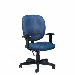Low Back Task Chair Model Thumbnail