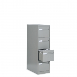 4 Drawer Vertical File, Letter Model Thumbnail