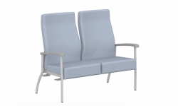 High Back Two Seater, Right Link Model Thumbnail
