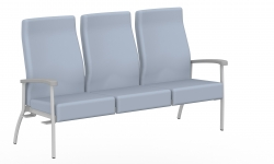 High Back Three Seater, Right Link Model Thumbnail