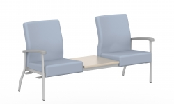 Low Back Two Seater, Centre Table Top, Right & Left Links Model Thumbnail