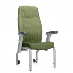High Flex Back Patient Chair Model Thumbnail