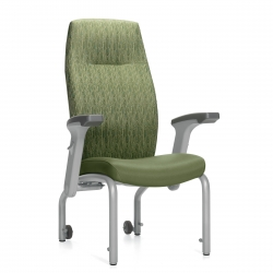 High Back Patient Chair, Headrest Model Thumbnail