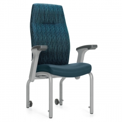 High Back Patient Chair, Schukra & Headrest Model Thumbnail