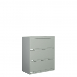 3 Drawer Lateral File Model Thumbnail