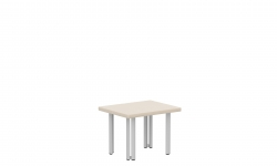Rectangular End Table Model Thumbnail