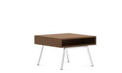 Square Side Table, Freestanding Model Thumbnail