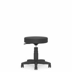 "16"" Dia. Swivel Stool, 5"