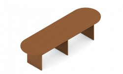 Table en forme de piste de course Model Thumbnail